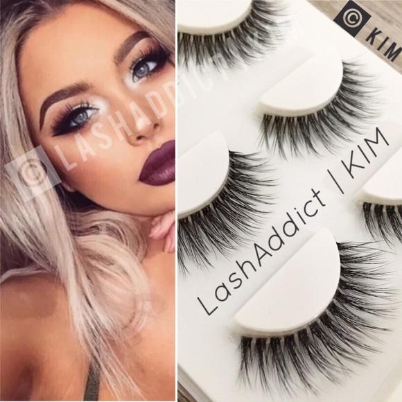 7681e610b2d Makeup | Clear Band Mink Lashes Eyelashes 3d Fur | Poshmark